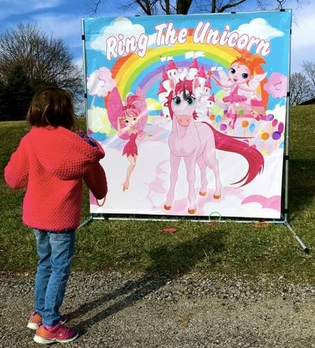 """RING the UNICORN"""